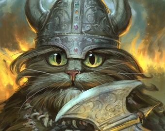 Image result for viking cats