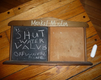 Vintage Kitchen Chalkboard