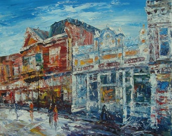 MAIN STREET, Old Town, Eureka, CA-A286