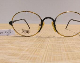 80s Gianfranco Ferre Vintage Specs