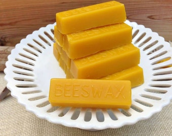 1 oz Bars of Beeswax