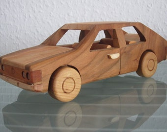 FSO Polonez limousine poland east german wood car model car very rare handmade