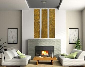 Textured Wood Wall Sculpture -Large Modern Wall Art - Textured Paintings - Abstract Paintings -  Large Modern Art  -  Wood Panel Wall Art
