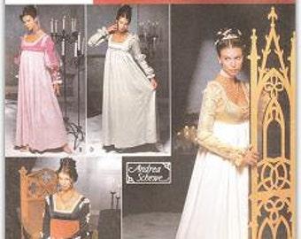 Simplicity 9531 Misses' Renaissance Costume Pattern