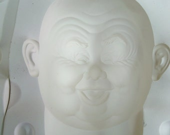 Bell Doll Mold Sant Claus 3000 (Head)