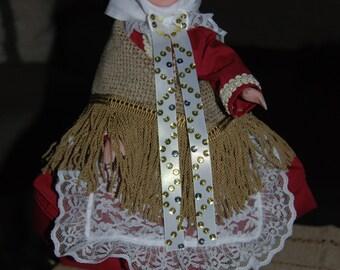 "15"" tall doll Podluží"