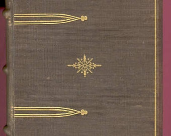 William Johnston Hutchinson, Poems of Sentiment and Reflection, 1st Edition 1876, Victorian, Classic Poetry, Vintage Book