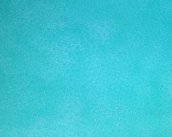 12x12 Mint Sponge Paper