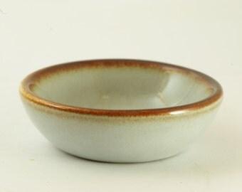 Soholm, Denmark, Sonja, small stoneware bowl for salt or mini serving bowl.