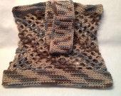 Crochet Grocery-Beach-Gym Bag, Eco friendly