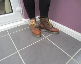 Dr Marten Brown Boot