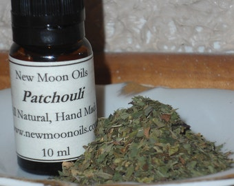 All Natural Patchouli Oil