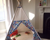 Children's Teepee Play tent