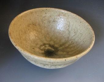 Oak Ash glaze Bowl