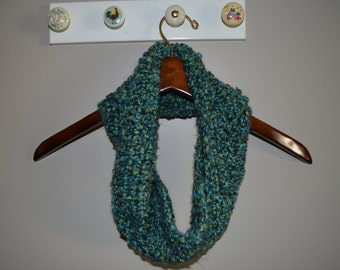 Chunky Crochet Cowl FREE SHIPPING in Continental USA