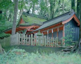 Takahara Shrine - Kumano Kodo Pilgrimage