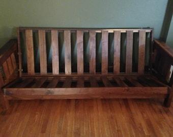 wooden futon frame - Wood Futon Frames
