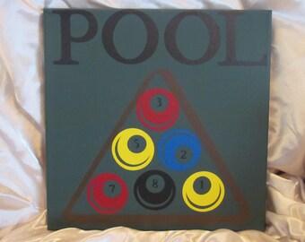 Pool Hall Fun