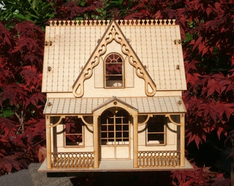 3mm Ply wood wooden Anne Shirley Dolls House
