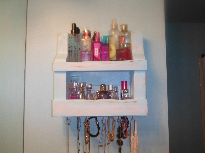 New DIY Pallet Shelf With Towel Rack  Pallet Furniture Plans