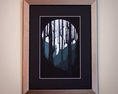 Forest People - Limited Edition Silkscreen