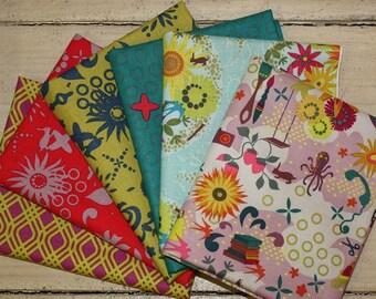 Clover Sunshine by Andover Fabrics