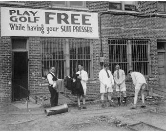 1930  Play Golf free (F27a)