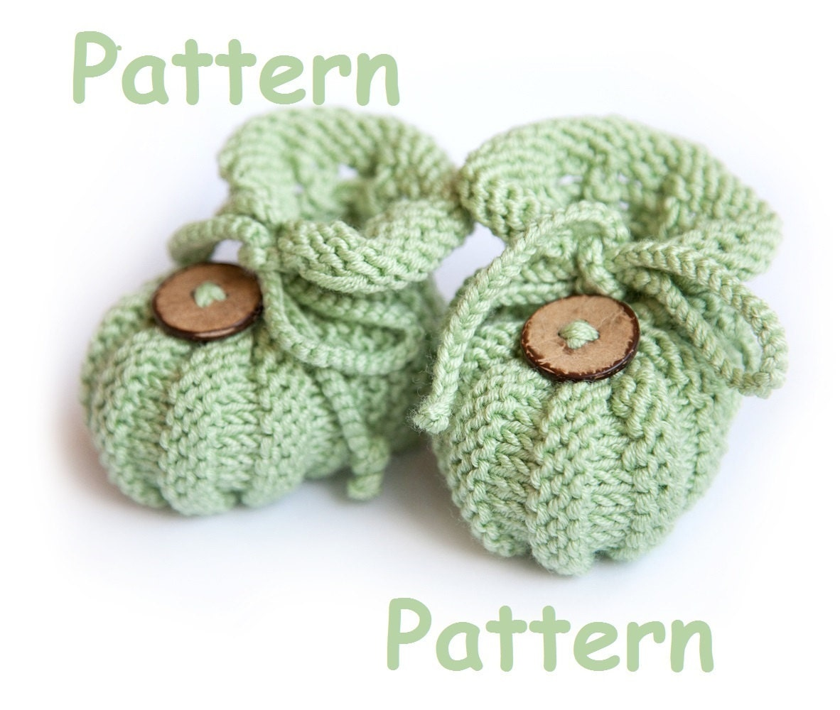 Crochet Free Pattern Promotion Shop For Promotional: Knitting Pattern Baby Booties Baby Shoes Promo Price Pattern