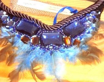 Maxi fashion necklaces
