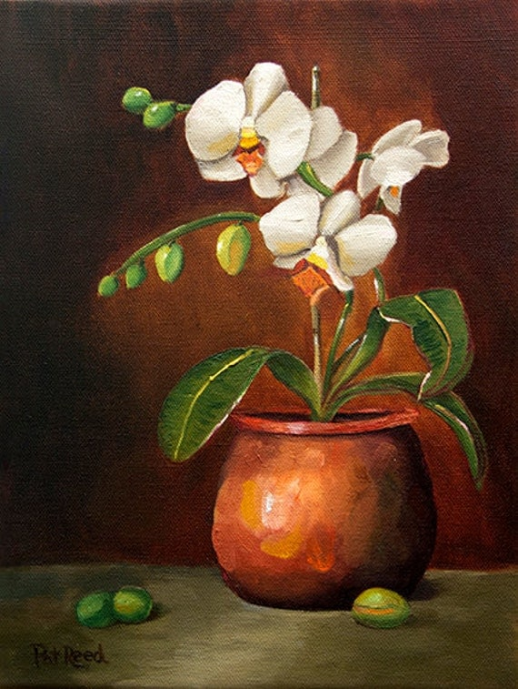 Orchid Paintings Artists