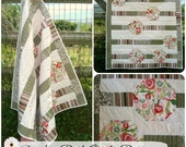 Quilt Pattern Garden Path Lap Size