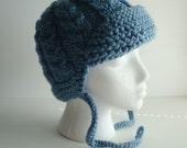 Cable Knit Hat / Cap - Unisex