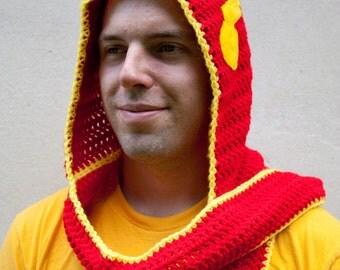 The Flash - Superhero scoodie