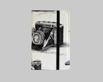 Kindle Cover Hardcover, Kindle Case, eReader, Kobo, Kindle Voyage, Kindle Fire HD 6 7, Kindle Paperwhite, Nook GlowLight Photography Cameras