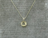 Personalized Necklace - Letter of your Choice