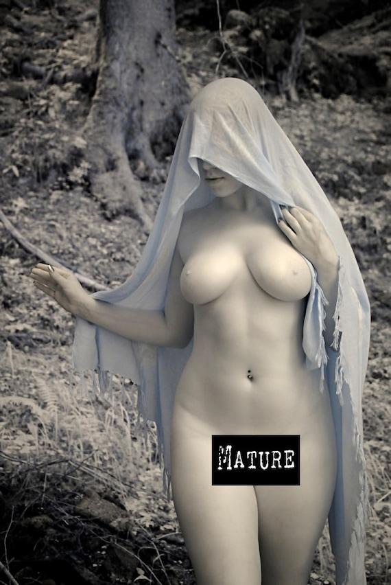 Nude Pagan 90