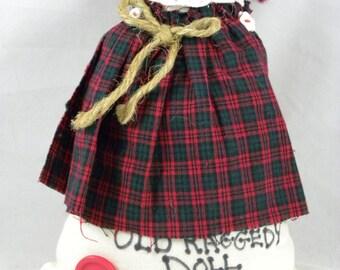 Raggedy Old Doll