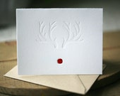 Custom Red-Nose Cards for Carin