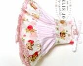 Mädchen Wirbeln Kleid Pink Fairy Küsse