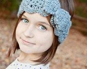 Bow Headband, Christmas Gifts For Kids, Turban Headband, Bow Headband Baby, Big Bow Headband, Ear Warmer, Crochet Bow Headband, Hair Bows