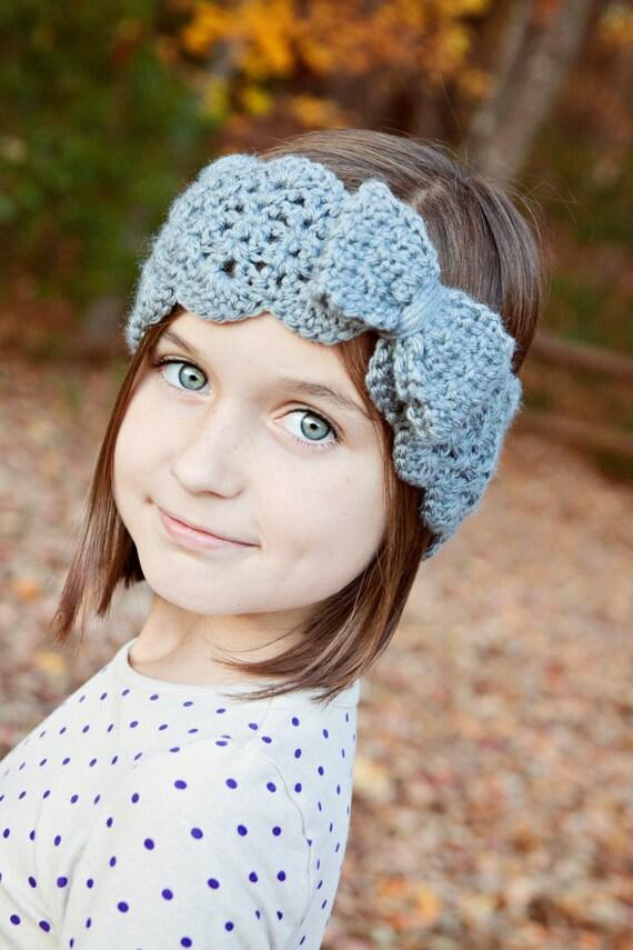 Bow Headband, Christmas Gifts For Kids, Turban Headband, Bow Headband ...