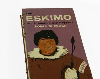 1959 ESKIMO Vintage Notebook Journal