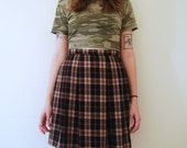 Perfect Plaid Audrey Horne Skirt