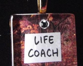 life coach pendant