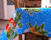 Popular Items For Oilcloth Tablecloth On Etsy