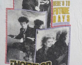 Original THOMPSON TWINS vintage 1985 tour TSHIRT