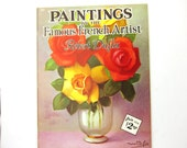 Paintings by the French Artist Robert Duflos, Walter Foster Art Book