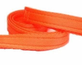 Orange Dog Lead Leash
