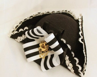 Made to Order: Small Tricorn Hat