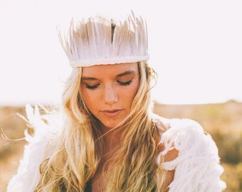 Wild Thing Feather Crown
